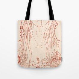 Blume Tote Bag