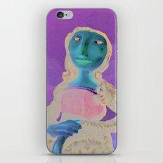 MonaLisa iPhone & iPod Skin