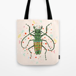 Insect V Tote Bag