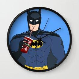 X-mas Coffee Wall Clock