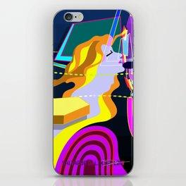 Salvador Dali x Dik Low (The Great Masturbator) iPhone Skin