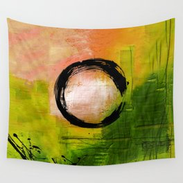 Enso No.MM13I by Kathy Morton Stanion Wall Tapestry