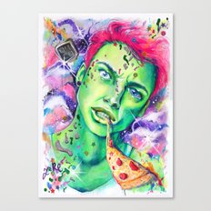 @ForeverPete Canvas Print