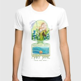 Headband Haze - MaryJane Flower T-shirt