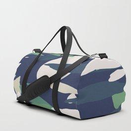 Pattern Abstrait Formes Colors Tropical Duffle Bag