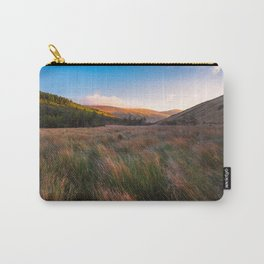 Orange Mountains - Ireland ( RR 258) Carry-All Pouch