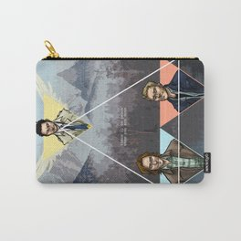 carry on my wayward son Carry-All Pouch