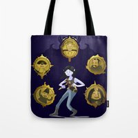 marceline Tote Bags featuring Marceline v1 by Pablo González Mora