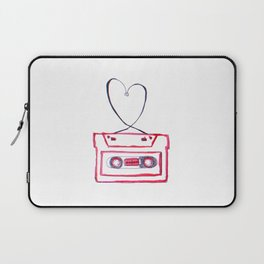 Retro Love Laptop Sleeve