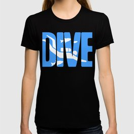 DIVE | Scuba Diving Design T-shirt