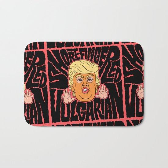 Short-Fingered Vulgarian Bath Mat