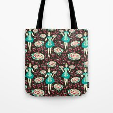 a very cherry pie Tote Bag