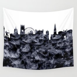 Nottingham Great Britain Wall Tapestry