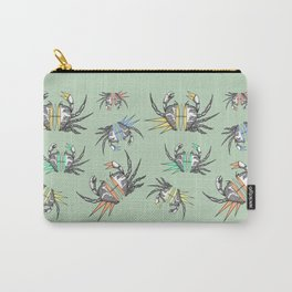 grab my crabs Carry-All Pouch