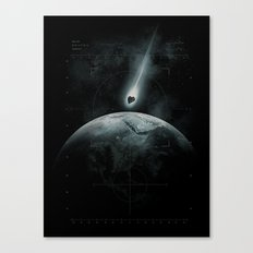 Classified Mission Canvas Print