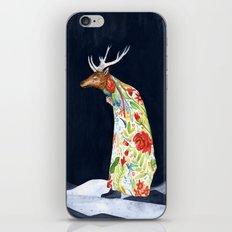 Wilder Mann - The Stag iPhone & iPod Skin