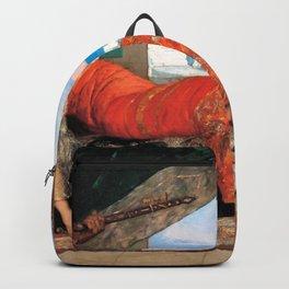 Jean-Joseph Benjamin-Constant - The Favorite Of The Emir - Digital Remastered Edition Backpack