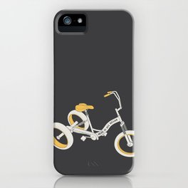 tricycle 03 iPhone Case