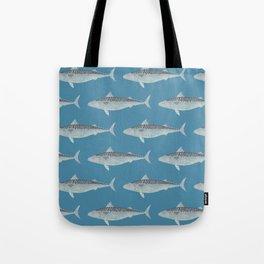 Wholly Mackerel Tote Bag