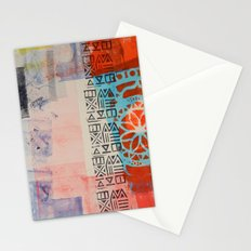 Mandala 10: Tribal Stationery Cards