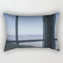 Window Up High Rectangular Pillow