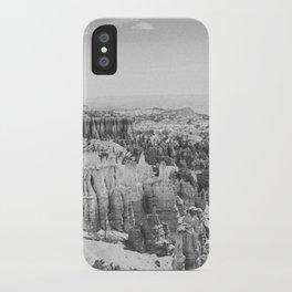 BRYCE CANYON III iPhone Case