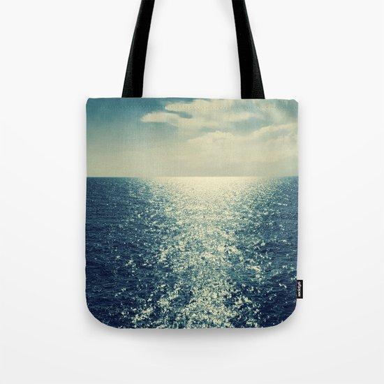 Sea horizon 2 Tote Bag