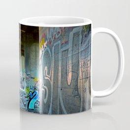 Caught Under the Bridge Coffee Mug