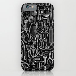 Medical Condition BLACK iPhone Case