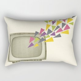 Transmission Rectangular Pillow
