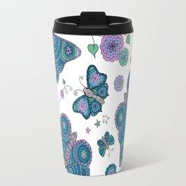 Butterfly Daydream Travel Mug