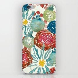 Wildflower Desert iPhone Skin
