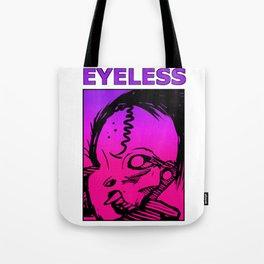 EYELESS PUNK SKULL COLOR Tote Bag