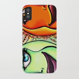 Moon & Sun iPhone Case