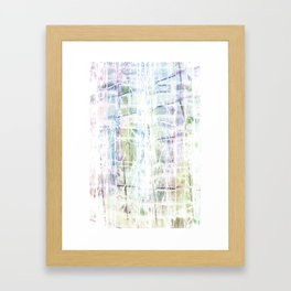 Third turn Framed Art Print