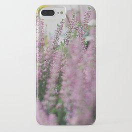 Lovely Pink. iPhone Case