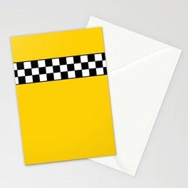 NY Taxi Cab Cosplay Stationery Cards