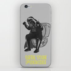Use The Force! iPhone & iPod Skin