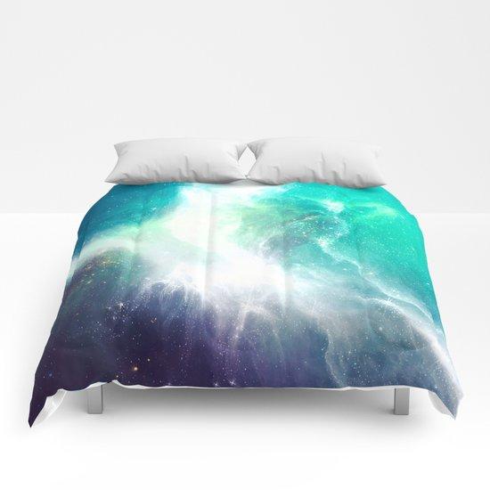 Wave to Heaven Comforters