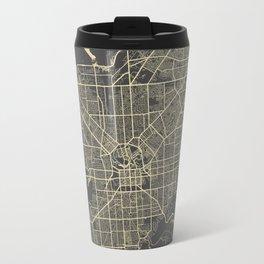 Adelaide map Travel Mug