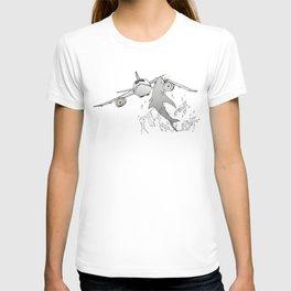 The Asylum T-shirt