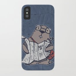 A Geeky Marmot iPhone Case