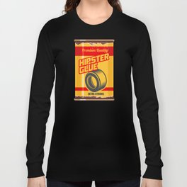 oil can tee Long Sleeve T-shirt