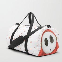 Confused Shy Guy Duffle Bag