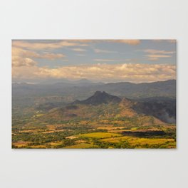 El Salvador Canvas Print