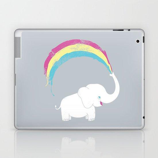 Elephant Painting! Laptop & iPad Skin