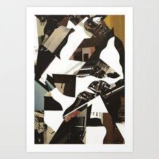 Goliath / Babylon (2013) Art Print