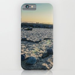 Sunrise at Barnegat Light iPhone Case