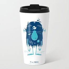 T is for Troll Travel Mug