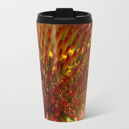 Cone flower colors Travel Mug